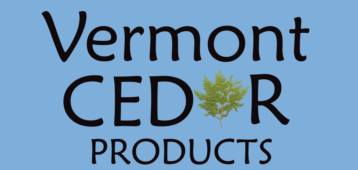 Vermont Cedar Products Logo