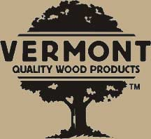 Vermont quality wood products logo